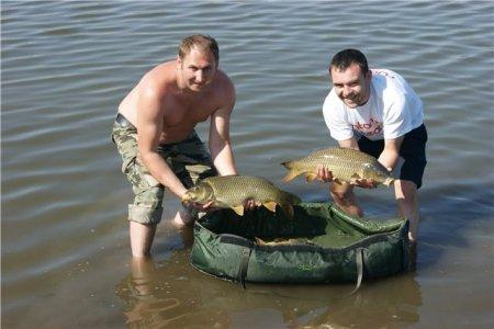 Отчеты о рыбалке в Степановке Курской области