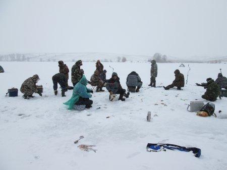 Последние дни перед закрытием зимней рыбалки