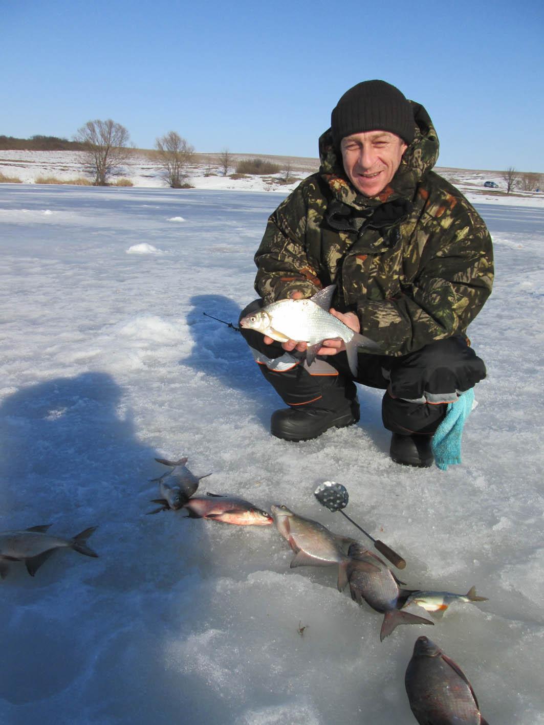 рыбалка и озера в белгородской области